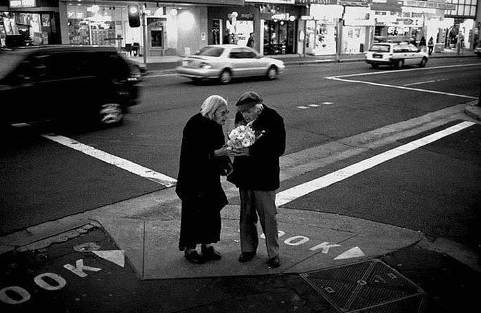 Sevgi dolu foto
